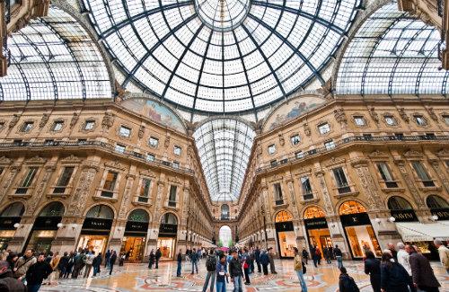 Galleria Vittorio Emanuele II (Image: Matthias Rhomberg)