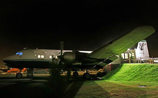 The DC-6 Diner (Image: DC-6 Diner)
