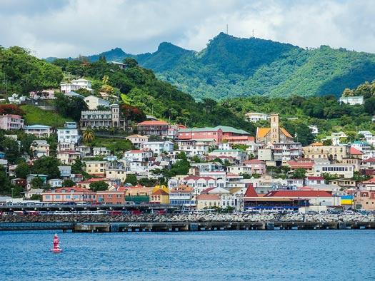Grenada. Photo: Lee Coursey