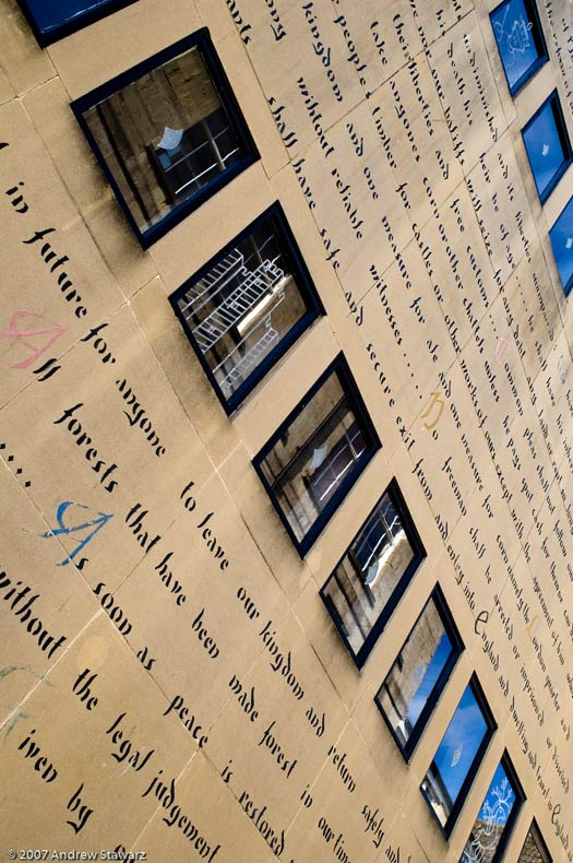 The Magna Carta. Photo: Andrew Stawarz