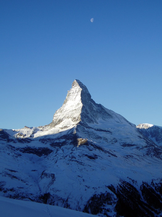 The Matterhorn. No caption required. Photo: Addy