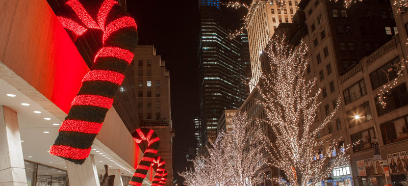 Cheapflightcast: Holiday shopping in New York City 1