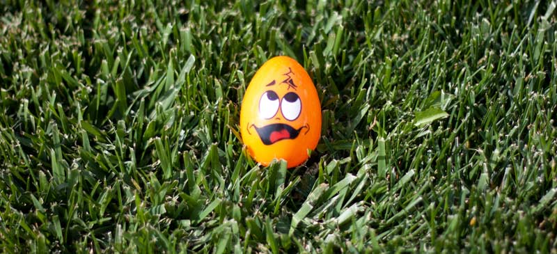 Easter Traditions - Weird, Wacky and Wild 1