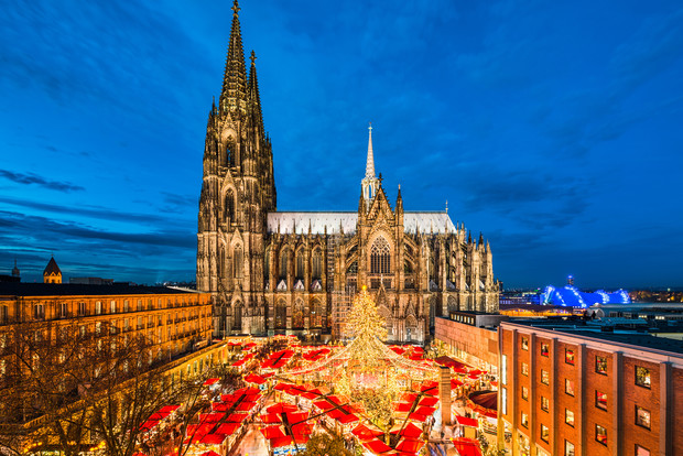Cologne's Beautiful Christmas Market