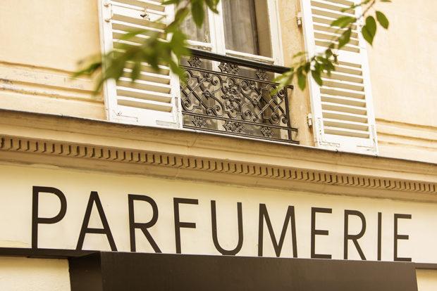 Parfumerie Sign