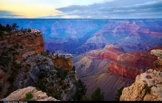 Grand Canyon. Photo by Moyan Brenn