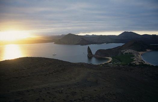 Bartholomew Island, Galapagos. Photo by Derek Keats