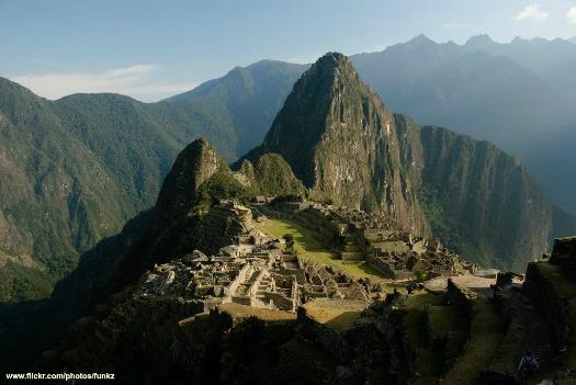 Machu Picchu. Photo by funkz