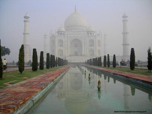 Taj Mahal. Photo by John Haslam
