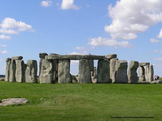 Stonehenge. Photo by thegarethwiscombe