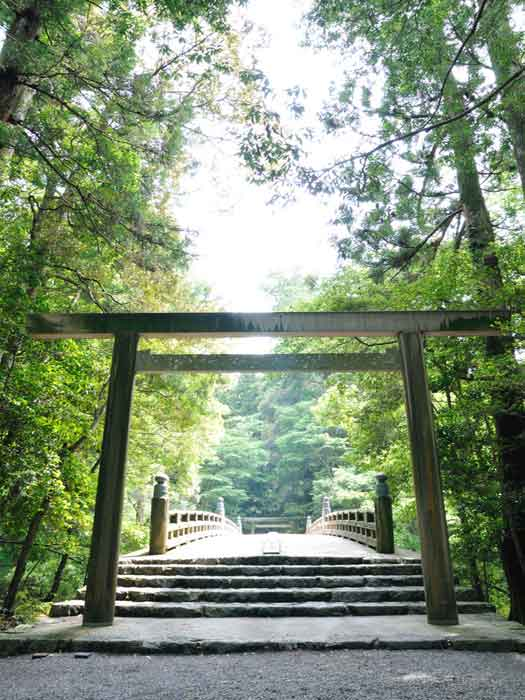 Ise Jingu – Mie prefecture, Japan