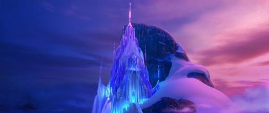 Ice Castle, Elsa Frozen