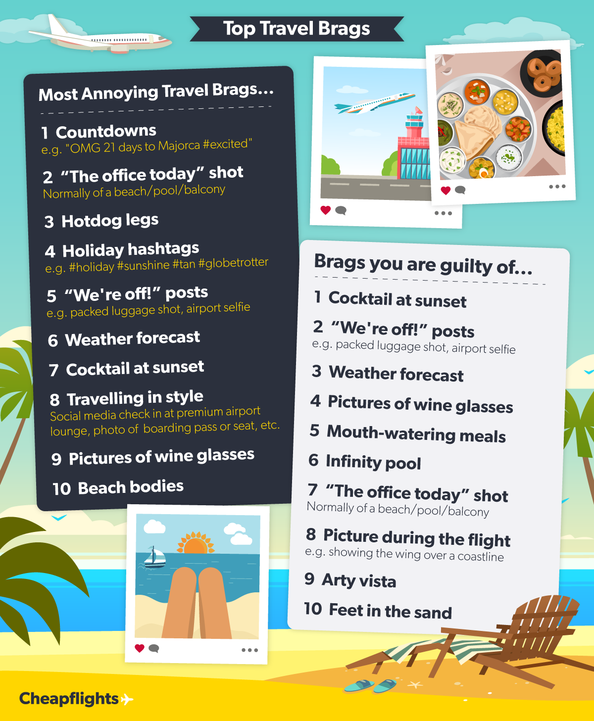 Brits travel bragging habits are changing 3