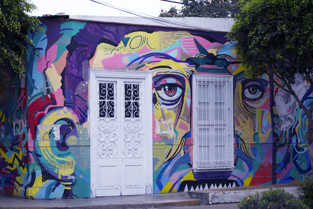 Mel Patterson, Barranco, Lima via Flickr CC BY 2.0