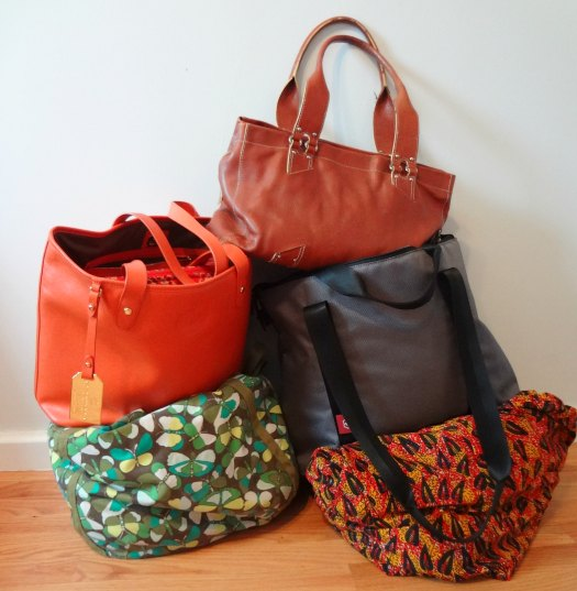 The Master of Many Mini Bags (Image: Melisse Hinkle)