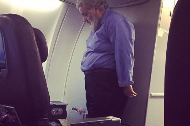 #PassengerShaming: Passengers who went too far while flying 1