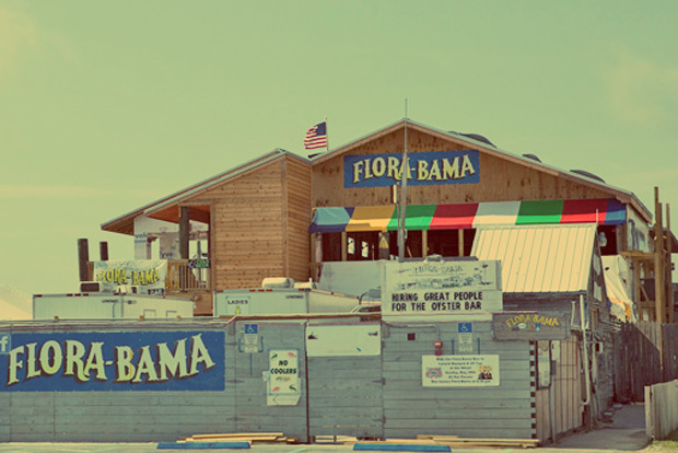 The Flora-Bama, Flora-Bama_053011_154 via Flickr CC BY 2.0