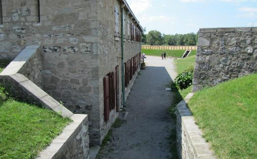 Old Fort Erie (Image: boblinsdell)
