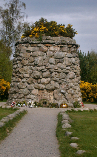 Culloden Memorial, Scotland (Image: sustainable-rural)
