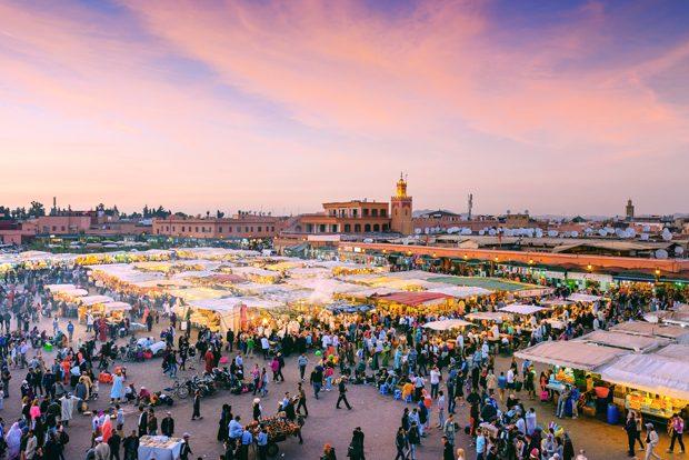 short haul sun Morocco