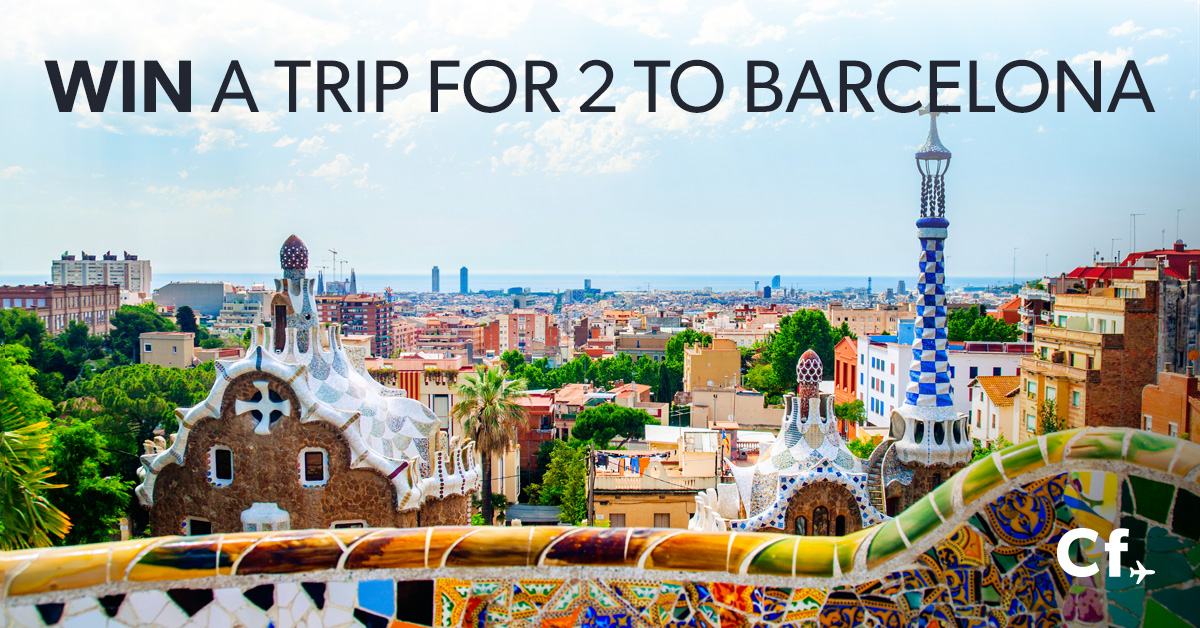 WIN a trip for 2 to Barcelona with @Cheapflights #CheapflightsChallenge 38