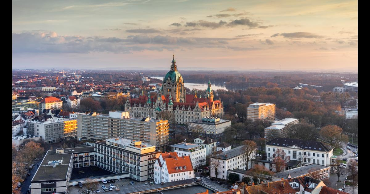Cheap Flights To Hannover From £80